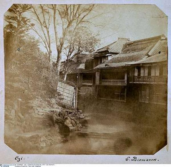 first-photo-of-Japanese-houses-1861-566