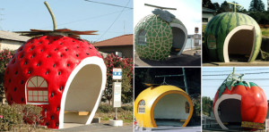 japan-fruit-bus-stop